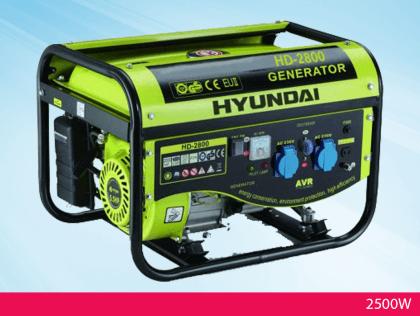 גנרטור יונדאי HD 2800