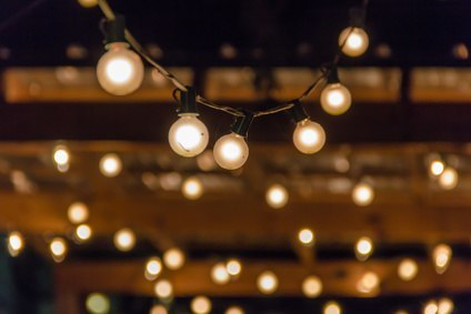 אורות מסיבה